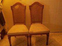 4 sets of dining room chairs in Kankakee, Illinois