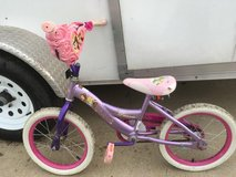 16 inch Girls Princess Bike in Fort Knox, Kentucky
