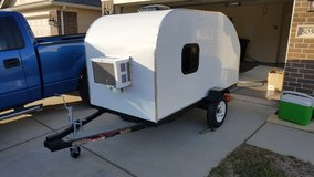 Teardrop trailer in Kingwood, Texas