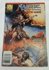 Magic The Gathering: THE SHADOW MAGE Comic (Armada) in Fort Benning, Georgia