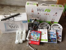 Nintendo Wii and Wii Fit and Games in Colorado Springs, Colorado