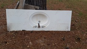 Granite countertops and bathroom sink plus counter in Conroe, Texas