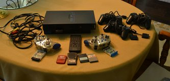 Play Station 2 and accessories in Conroe, Texas