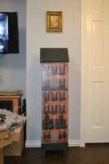 Tall Accent Storage cabinet in Conroe, Texas