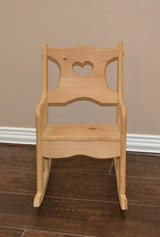 Child's Rocking Chair in Conroe, Texas