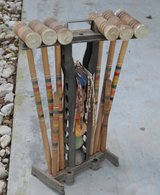 Vintage Croquet Set in Conroe, Texas