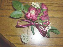 Wedding corsage and boutonnieres in Conroe, Texas