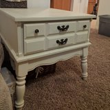 2 end tables in Yucca Valley, California