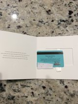 $362 Tiffany Gift Card credit in Conroe, Texas