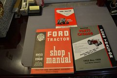 Ford tractor Manuals in The Woodlands, Texas