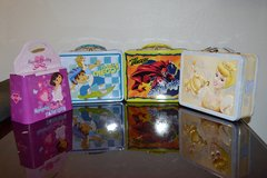 New kid's Metal Lunch Boxes in Conroe, Texas