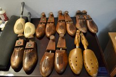 Vintage Men's Shoe Forms/Horns in Tomball, Texas