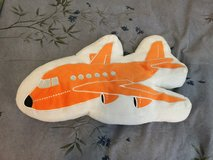 Airplane pillow in Okinawa, Japan