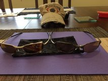 Oakley Vintage Square Wire 2.0 Silver & Gold in Okinawa, Japan