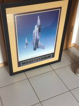 F-16 Leadership beautifully framed picture wall art in Ramstein, Germany