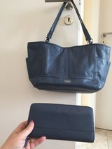 Coach purse and matching wallet 3 in Ramstein, Germany