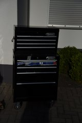 Kobalt  6-Drawer Ball-Bearing Tool Cabinet + 6-Drawer Ball-Bearing Tool Chest with Tools in Ramstein, Germany