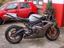 2010 TRIUMPH 675 CALL 01703070155 in Ramstein, Germany