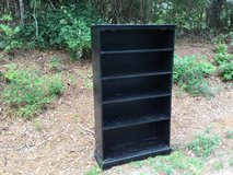 Wood bookcase in Perry, Georgia