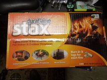 For Sale:  Duraflame-Stax-3-Count-Crackling-Fire-Logs in Bartlett, Illinois