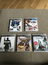 PS3 Games in Bartlett, Illinois