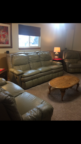 Reclining couch, chair, and sofa in Lockport, Illinois