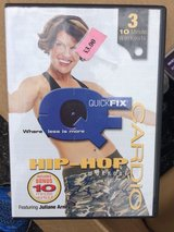 Hip Hop Cardio in Bolling AFB, DC