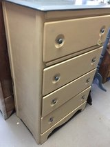 Vintage Shabby Chic Chest of Drawers REDUCED in Warner Robins, Georgia