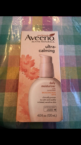 Aveeno moisturizer  New in Travis AFB, California