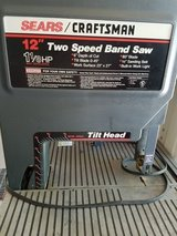 Craftsman band saw table 12 inch in Kingwood, Texas