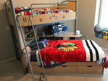 Quality Bunk Bed Bedroom Suite in Lockport, Illinois
