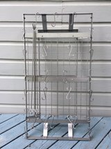 "HSM 43"" Stainless Steel Hanging Pot Rack w/ Grid in Plano, Texas"