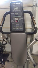 Pro-form crossover elliptical in Travis AFB, California