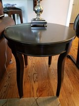 Kincaid Alston Collection Oval End Table (solid wood construction) in Cherry Point, North Carolina