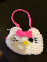 Handmade Hello Kitty Purse in Yorkville, Illinois