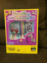 Reduced: New!!  Sparkling Hair Accessory Kit in Joliet, Illinois