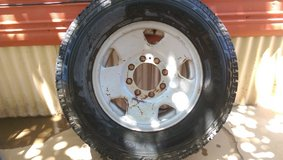 """Ford 17"""" metric tire and rim for spare in Alamogordo, New Mexico"""