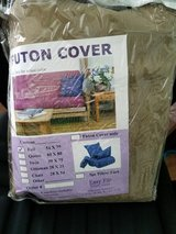 Futon Cover - Brand New in Fort Rucker, Alabama