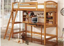 Desk Bunk Bed in Middle Peninsula, Virginia