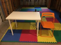 IKEA Desk and chair in Lockport, Illinois