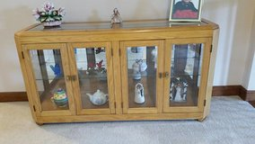 Just like New - Credenza or Buffet or Console or Chest Reduced to half price in Lockport, Illinois