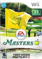 Wii Masters Tiger Woods 12 --> $28.99 RETAIL in Kingwood, Texas