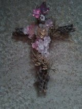 HAND MADE PRICELESSANGELS CROSSES in Yucca Valley, California