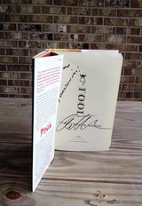 Signed Hardcover Copy of Fool by Christopher Moore in Fort Rucker, Alabama