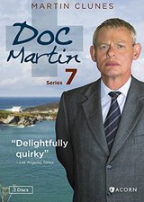 Doc Martin Season 7 DVD in Fort Rucker, Alabama