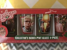 Christmas Story collectible glasses in Fort Bragg, North Carolina