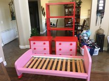 IKEA toddler bed set in Travis AFB, California