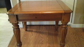 Wooden End Table in Aurora, Illinois