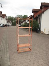 wooden pantry/ utility shelf in Ramstein, Germany