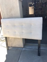 Upholstered Head Board (full size bed) in Travis AFB, California